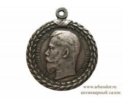 Медаль За безпорочную службу в тюремной страже.