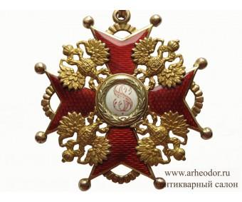 Орден Святого Станислава 2 степени