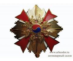 Корея Орден за заслуги дипломатической слубы