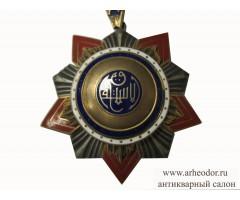 Египет Орден независимости II степени