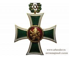 Болгария Крест за 20- летнюю отличную службу