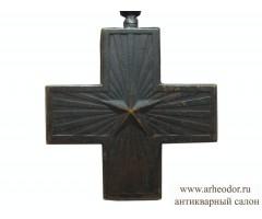 Италия Крест за военные заслуги(республиканский тип)