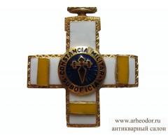 Испания крест за непрерывную службу