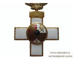 Испания Орден военных заслуг