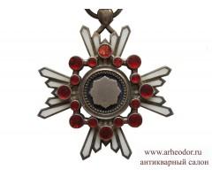 Япония Орден Священного Сокровища VI степени