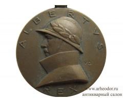 Медаль в память правления Короля Альберта I
