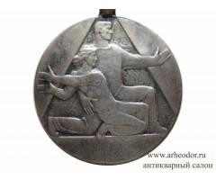 Польша медаль за самопожертвование и отвагу