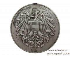 Австрия медаль за верную службу