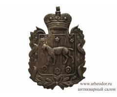 Кокарда полицейского Тавастгутской губернии
