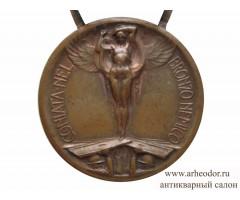 Италия медаль в память войны 1914-1918 гг