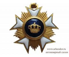 Бельгия орден Короны 4 степени