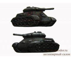 Эмблемы танковых войск