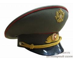 Фуражка генеральская