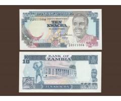 Замбия 10 квачей