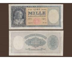 Италия 1000 лир 1947 года