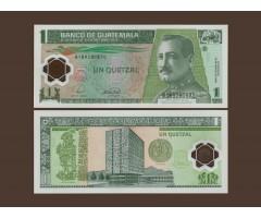 Гватемала 1 кетцаль 2008 год