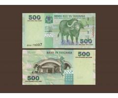 Танзания 500 шиллингов 2003 год