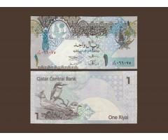 Катар 1 риал 2003 год