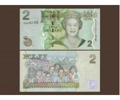 Фиджи 2 доллара 2007 год