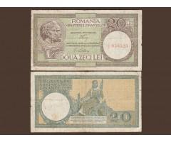 Румыния 20 лей 1948 год
