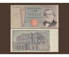 Италия 1000 лир 1981 год