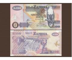 Замбия 100 квачей 2009 года