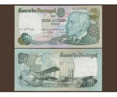 Португалия 20 эскудо 1978 года