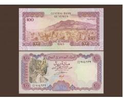 Йеменская Арабская Республика 100 риалов 1993 года