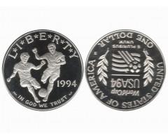 США 1 доллар 1994 года