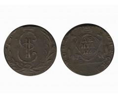 Деньга 1769 года КМ (сибирь)