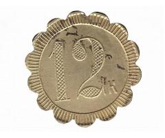 12 копеек (платежный жетон)