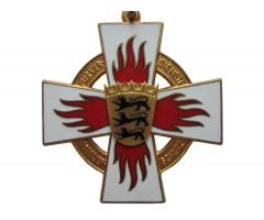 Германия .Крест заслуг в пожарной службе Баден-Вюртемберг