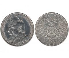 Германия (Пруссия) 2 марки 1901 года