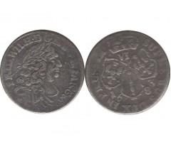 Пруссия 6 грошей 1683 года