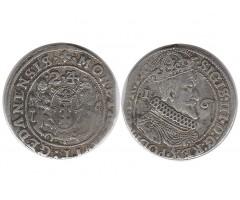 Польша (Гданьск) Орт 1624 года
