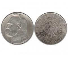 Польша 5 злотых 1936 года