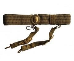 Пояс-шарф парадный для высшего командного и начальствующего состава ВМФ