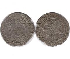 Польша/Литва 1/2 гроша 1560 года