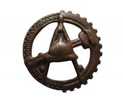 Петличная эмблема военно-хозяйственный и административный состав