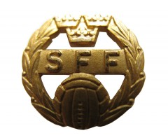 Членский знак Федерация Футбола Швеции
