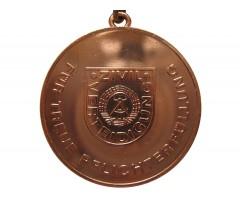 Медаль за преданное исполнение долга в Гражданской Обороне (бронза)