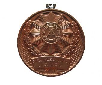 """Медаль за отличную службу в войсках МВД"""" (бронза)"""