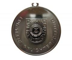 Медаль за преданное исполнение долга в Гражданской Обороне (серебро)