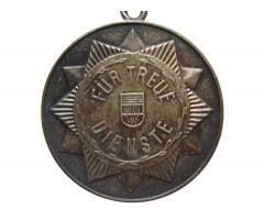 Медаль за верную службу в Войсках МВД (серебро)
