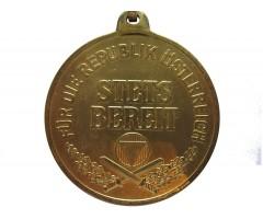 Австрия золотая медаль за воинскую службу