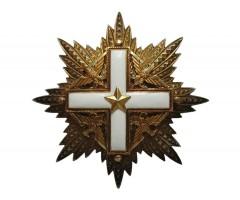 """Орден """"За заслуги перед Итальянской Республикой"""" Великий офицер"""