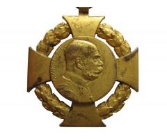 Австро-Венгрия крест в память 60-летия правления Франца-Иосифа