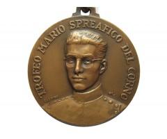 Наградная медаль за соревнование по фехтованию