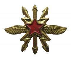 Эмблема войск связи и радиотехнических войск