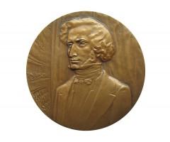Настольная медаль 175 лет со дня рождения Гектора Берлиоза
